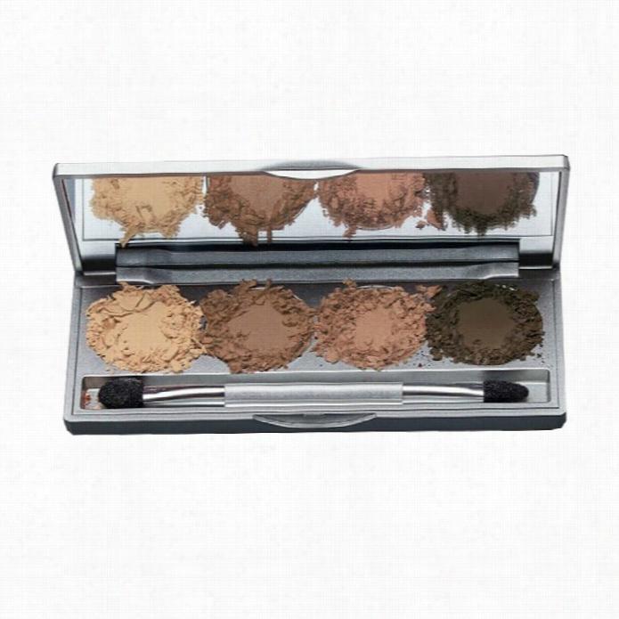 Clooresdience Pressed Mineral Brow Kit