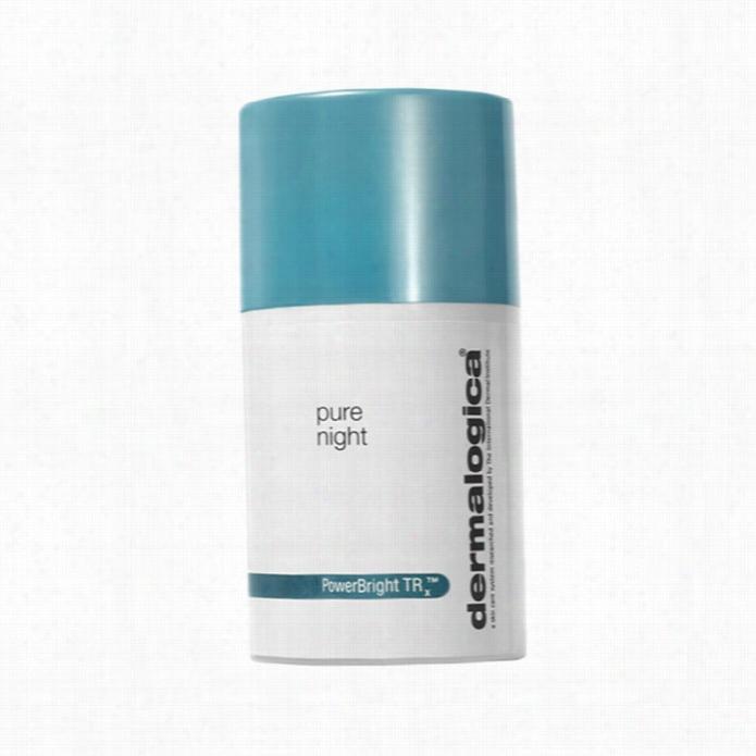 Dermalogica Poqerbright Trx Pure Night