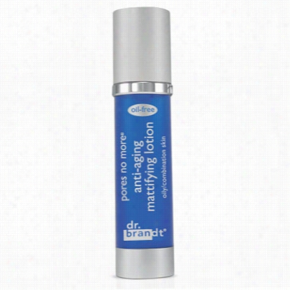 Dr.. Beandt Pores No More Anti-aging Mattifying Lotion