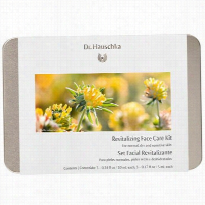 Dr. Hauschk A Revi Talizing Face Care Kit (normal)