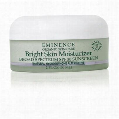 Exaltation Bright Skin Moisturizer Spf 30
