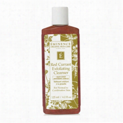 Emin Ence Red Currant Exfoliating  Cleanser