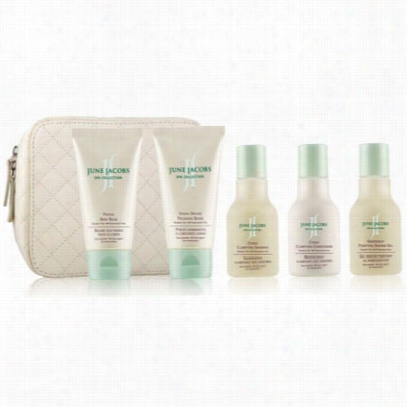 June Jacobs Body Travel Kit ( 5 Products)