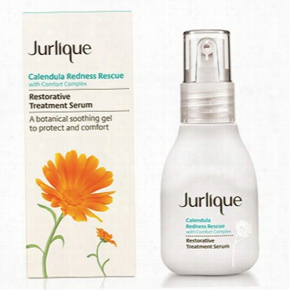 Jurlique Calendula Rednesss Rescue Resttorative Treament Serum