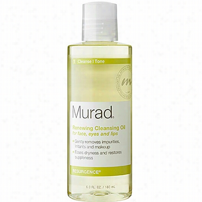 Murd Renewiny Cleansing Oil
