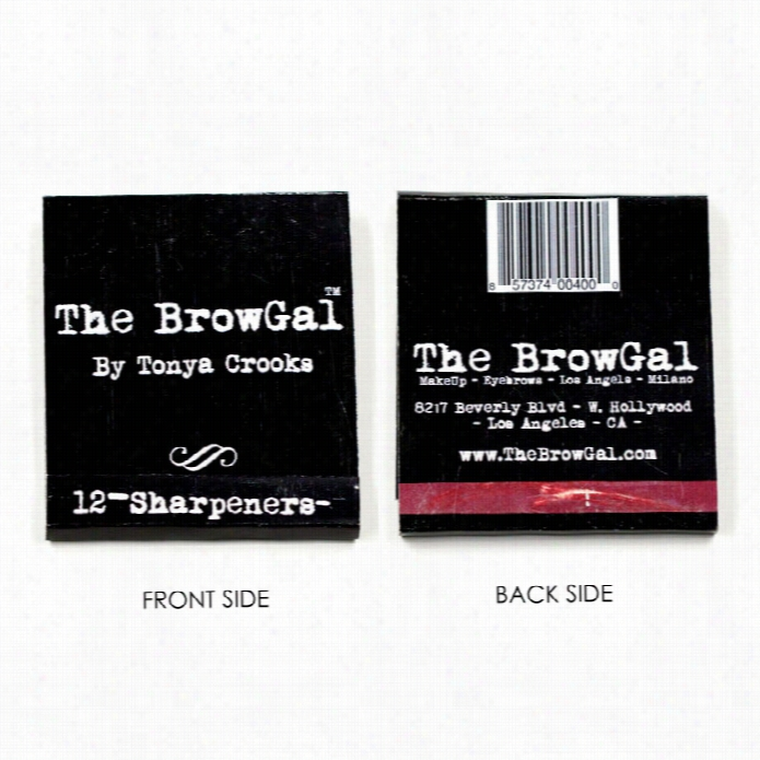 The Browgal Wteezer Sharpenerx