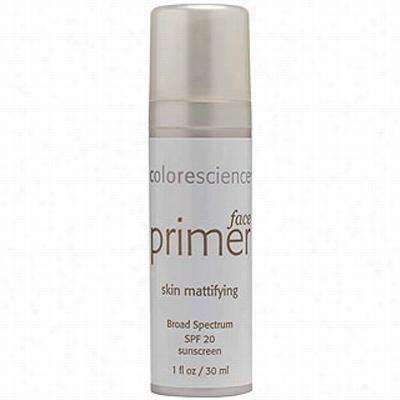 Colorescience Peel Mattifying Face Primer S Pf 20