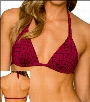 B Swim Minimal Beaujolais Swimwear Top Bikini Style 16-MNBJ-U68