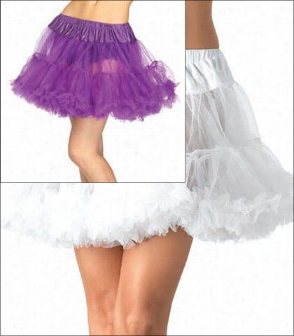 Le Gavenue Petticoats Accessory Petticoat Style 8990-purp