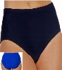 Penbrooke Bottoms Swimwear Bottom Basic Brief Style 42545-BLK