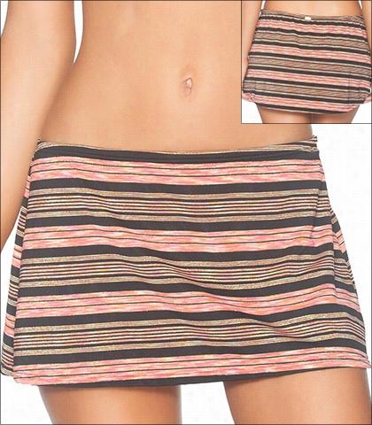 Sunsets Stella Stripes Swimwear Botom Skirt Style 16-stst-36b