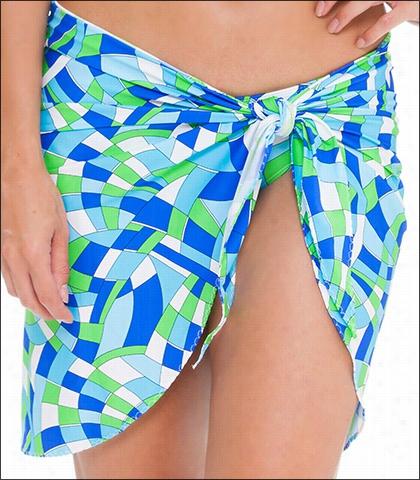 Tara Rknna Baia Do Sancho Swimwear Accessory Wrap Style 16-ba-4003