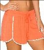 Sunsets Sun-Kissed Melon Swimwear Accessory Shorts Style 16-SKME-940