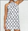 Tara Grinna Apollonia Pontica Print Beachwear Coverup Dress Style 409