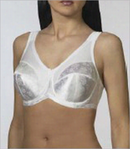 Cortland Intimates Banded Printed Underwire Bras Style 7101