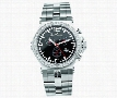 3.25ct Diamond Phantom Joe Rodeo Watch Black Dial