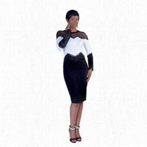Chevron Chic Dress From Kayla