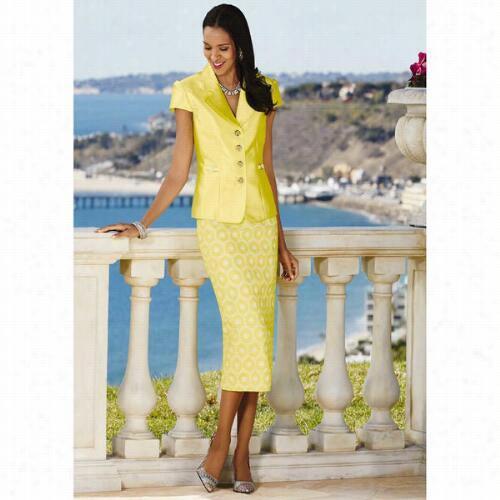 EY Boutique Textural Delight Suit