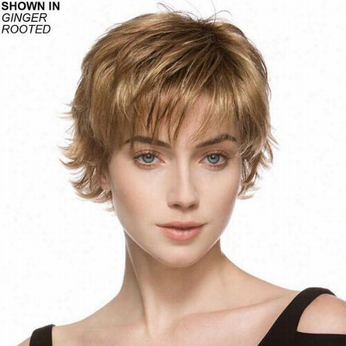 Date Monofilament Wig By Ellne Wille