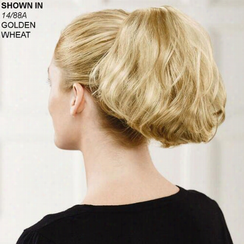 Flip - Short Undulating Clip-on Hair Piece By Paula Young
