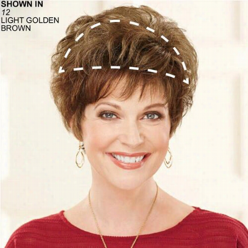 Modest Touch Human Hair Wiglet Hair Piece By Paula Young