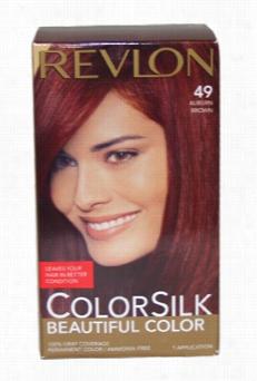 Colorsilk Beautiful Color #49 Auburn Brown