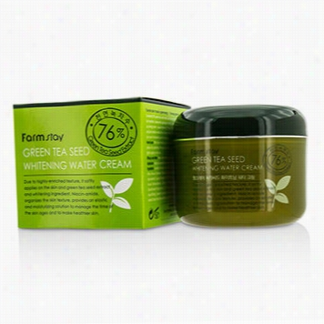 Green Tez Seed Whitening Water Cream