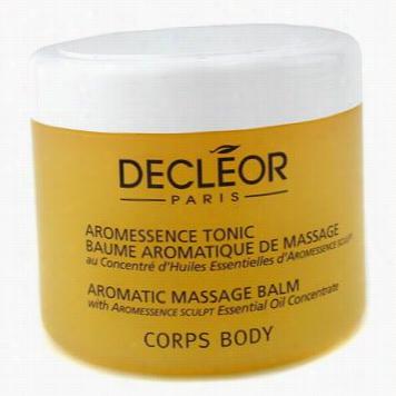 Aromessence Tonoic Aromatic Massage Balm (salon Size)