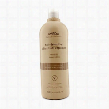 Hair Detoxifier Shampoo (salon Ize)