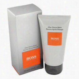 Boss In Motion After Shave Balmm By Hugo Boss, 2.5 Oz After Shave Balm For Men
