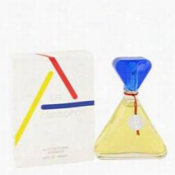 Claiborne Perfume By Liz Claiborne, 3.4 Oz Eau De Toilette Spray (glass Botle) For Women