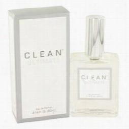 Clean  Ultimate Perfume By Clean, 2.14 Oz Eau De Parfum Spray For Women
