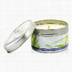 Eco-Luxury Aromacology Natural Wax Candle Tin - De-Stress (Lavender & Geranium)