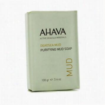 Deadsda Mud Purifying Salt Soap