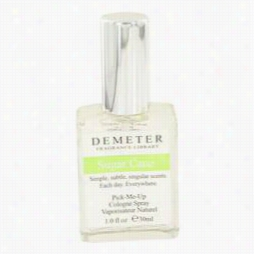 Demeter Perfumr By Demeter, 1 Oz Sugar Cane Cologne Spray For Women