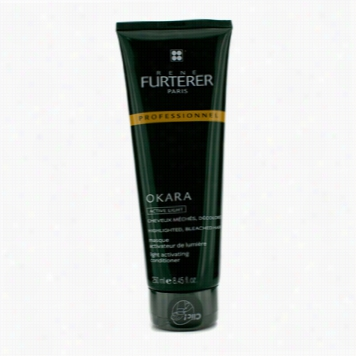 O,ar Lighht Activating Conditioner - For Highlighted Bleached Ha Ir (salon Product)