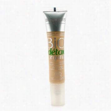 Bio Detox Ofganic Anti Puffiness Concealer - No. 02 Ight  To Medium