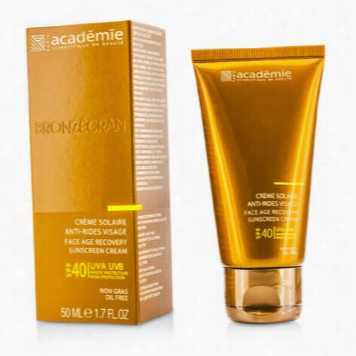 Scientific Order Face A Ge Revovery Sunscreen Cream Spf40