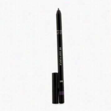 The Eye Pencil Retractable Cream Kohl & Liner - # 03 Deep Purple