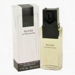 Alfred Sung Perfume By Alfred Sung, 1 Oz Eau De Toilett E Spay For Women
