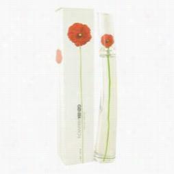 Kenzo Flower Perfume By Kenzo, 3.4 Oz Eau  De  Arfum Spray For Women