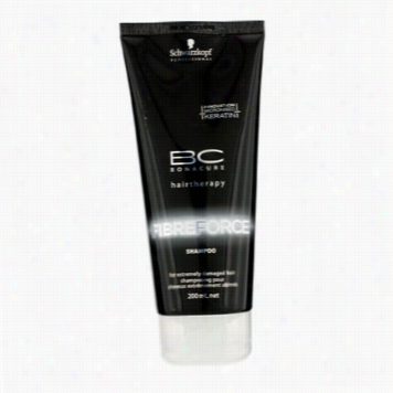 Bc Fibre Force Shampoo (for Extremely Daamaged Hair)