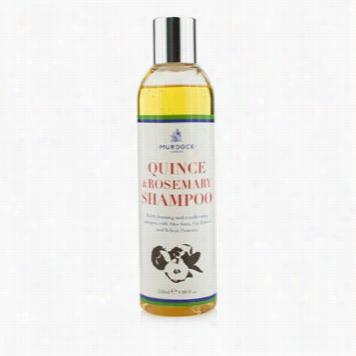 Quince & Rosemary Shampoo