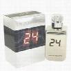 24 Platinum The Fragrance Cologne by ScentStory, 3.4 oz Eau De Toilette Spray for Men