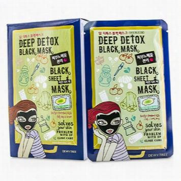 Black Shet Mask - Deep Detox