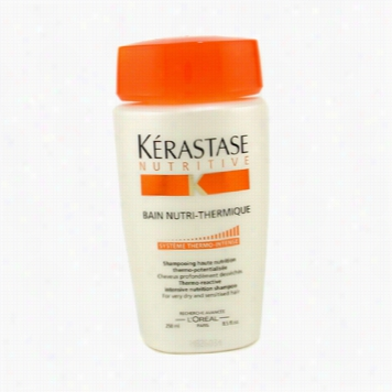 Nutritive Bain Nutri-thermique Thermo-reactive Itnensive Nutrtiion Shampoo ( For Very Dry And Sensitised Hair )