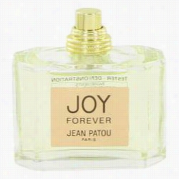 Happiness Forever Perfume By Jean Atou, 2.5  Oz Eau De Parfum Spray (tester) For Women