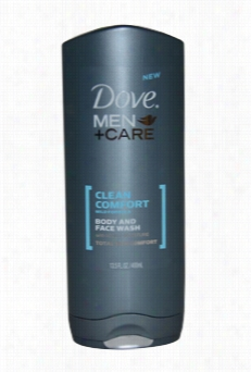 Clean Comfort Body And Face Wash
