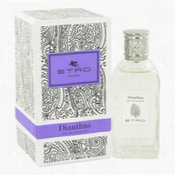 Dianthus Perfume By Etro, 3.4 Oz Eau De Toilette Spray (unisex) For Women