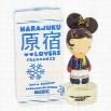 Harajuku Lovers Snow Bunnies Music Perfume by Gwen Stefani, .33 oz Eau De Toilette Spray for Women